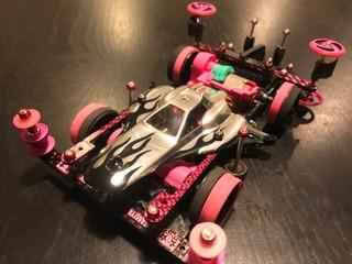 ピンクちゃん 3レーン用